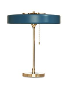 Bert Frank Revolve Table blue brass.jpg