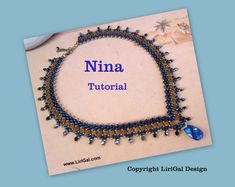 Tutorial Nina  SuperDuo&Tila Necklace PDF