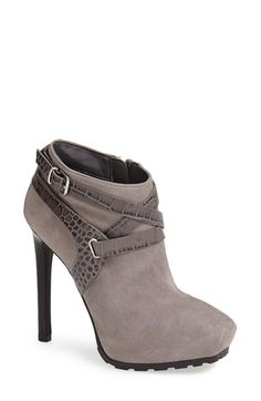 GUESS 'Igora' Belted Bootie (Women) available at #Nordstrom