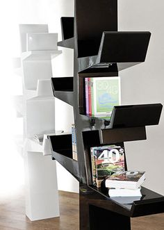 Inspired By The Beauty Of Nature, This Cool Bookcase Is Designed By  Twentyfirst. With Unusual Look Of A Tree, Wintertree Bookcase Could Be A  Nice Indoor ... Nice Look