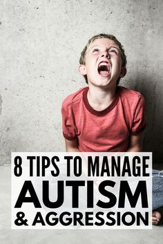 Autism and Behavioral Problems: 6 Anger Managements Tips for Kids | Autism and anger can be all-consuming. From explosive meltdowns to self-injurious behavior, it's essential for parents to equip their children with the coping skills they need in the classroom and beyond. We're sharing our best self-discipline and self-control activities as well as other tips and tools you can use to calm an angry child.