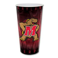 NCAA Maryland Terps Three Pack 24-Ounce Durable Plastic Cups by Northwest. $8.97. Drinking in true team spirit with The Northwest Company's three piece plastic cup set.  These three matching cups measure 24 ounces and feature team logo.  Top shelf dishwasher safe and microwave safe.  100% BPA Free