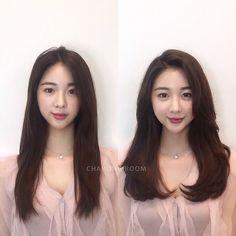 Medium Cut, Perm, Eyes, Hair Styles, Women, Fashion, Hair Plait Styles, Moda, Fashion Styles