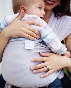 Our Story Human Mother Eco Conscious Baby Wraps That Give Back