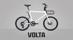Volta - This is more than your average electric bicycle project video thumbnail