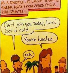 A little Christian humor