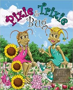 A very cute children's book I worked on for a lady who owned her own children's bookstore in Houston. Got some interest for a cartoon show in Hollywood.
