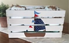 Handpainted Baby Shower Gift by PiaMarieCreations on Etsy aby shower. Baby Boy Shower, Baby Shower Gifts, New Baby Crafts, Best Baby Blankets, Diy Baby Gifts, Nautical Baby, Shops, Baby Boy Rooms, Etsy Shop