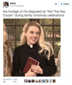 Read 1 from the story LGBTQ+ Memes by And_Veggie (aNdVEgGiE) with reads. There's some homophobes at my school and holy shit. Lgbt Memes, Lgbt Quotes, Kate Mckinnon, Lgbt Love, Lesbian Pride, Lgbt Community, Cute Gay, Holiday Outfits, Funny