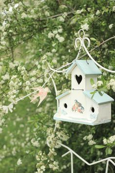 lovely birdhouse <3