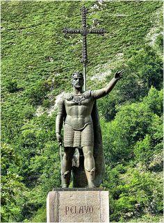 1919-Don Pelayo-Covadonga (Asturias) | Flickr: Intercambio de fotos