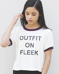 Jenna's Outfit on Fleek – Pearl Yukiko
