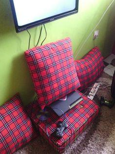 Maasai cushion covers