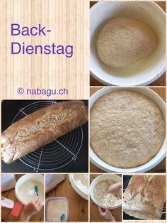 Back-Dienstag Ethnic Recipes, Food, Tuesday, Bakken, Eten, Meals, Diet