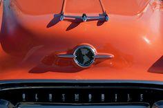 Oldsmobile Rocket Hood Ornament