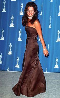 Sandra Bullock from Stars' First Oscars 1996