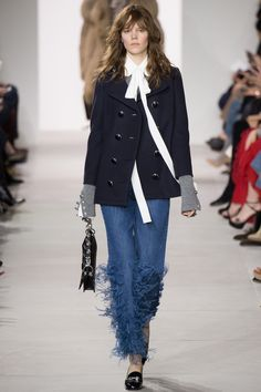 Michael Kors Collection Fall 2016 Ready-to-Wear Fashion Show - Freja Beha…