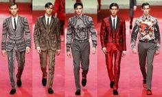Dolce & Gabbana, Versace, Moda Men, Fashion Moda, Html, Models, Men Fashion, Runway, Spring Summer