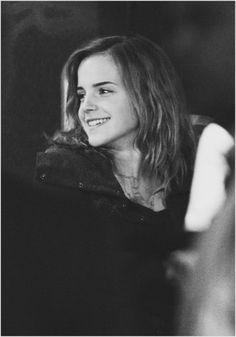 Emma Watson in Deathly Hallows part 1