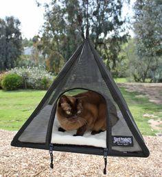 Hanging Pet Pyramid