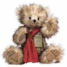 Silver Tag 5 Mason Bear Collectible Limited Edition Teddy from Suki