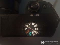Fotokurs Reisen: Belichtungsprogramme an der Fotokamera richtig nutzen - A, P, S, M - was ist das und wann benutzt man die verschiedenen Einstellungen?