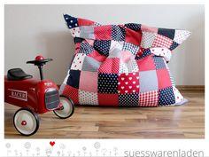 grüne lila-rosa sitzsäcke jugendzimmer einrichtung ideen | mein, Schlafzimmer design