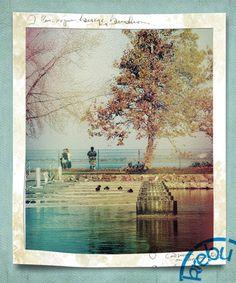 Az egyik legkedvesebb őszi hangulatú képeslapom. :)