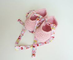 Hand knit baby booties / knit baby booties by PetitMoutonFrancais