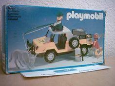 Playmobil Safari 1980