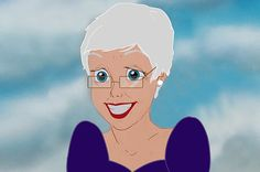 Ariel | Here Are All The Disney Princesses In Their Old Age