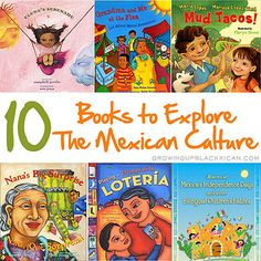 Classroom Library: Books to Explore Mexican  Culture