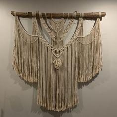 Weaving Wall Hanging, Large Macrame Wall Hanging, Tapestry Wall Hanging, Wall Hangings, Bohemian Wall Decor, Boho Wedding, Backdrops, Etsy, Tassel