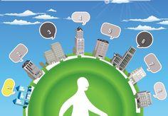 Il progetto SuperHub diventa anche una App.  #greeneconomy