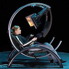 Ergonomic ball chair - 1000 Images About The Future Of Computers On Pinterest