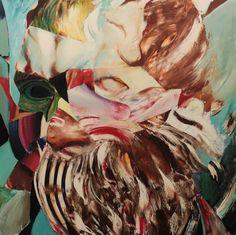 Adrian Ghenie (Romanian, b. Vincent as Old, Oil on canvas, 203 x 204 cm. Adrian Ghenie, Renaissance Paintings, Famous Art, Contemporary Artwork, Artist Gallery, Selling Art, Religious Art, Vincent Van Gogh, Oil On Canvas