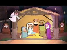 A simple, 2 minute version of the Christmas story from the Diocese of Norwich.