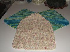 Patrons des lingettes ou lavette selon... - Pour Péter d'la BROUE Knitted Slippers, Crochet Top, Tops, Women, Fashion, Knit Dishcloth Patterns, Knit Dishcloth, Crochet Patterns, Moda
