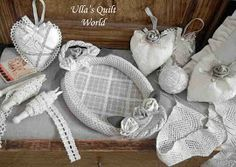 Uploaded from Pinterest: Quilted accessories