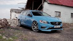 Volvo V60 Polestar Wins Best New Sports Performance Car @ 2015 Canadian Car of the Year Awards