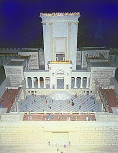 Herod's Temple. Flavius Josephus records that Herod the Great completely rebuilt the Temple, even going so far as to replace the foundation stones and to smooth off the surface of the Temple Mount. This Temple became known as Herod's Temple. The Romans destroyed Jerusalem and its Temple in 70 under Titus, decisively ending the Great Jewish Revolt that had begun four years earlier.