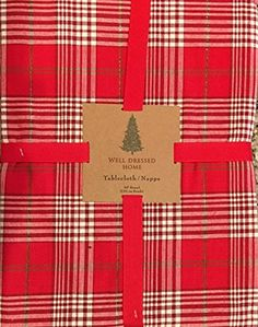 Well Dressed Home Tartan Plaid Christmas Tablecloth with ... https://www.amazon.com/dp/B01MDT70IU/ref=cm_sw_r_pi_dp_x_ZPaAybSE7FYPK