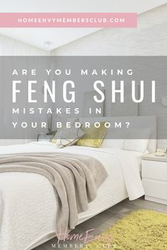 If you're looking for tips to get more sleep, we've got 11 Feng Shui bedroom layout ideas for your home. Bed placement, colours, decoration and the overall floor plan layout are important in learning how to add more chi and more zzzz's