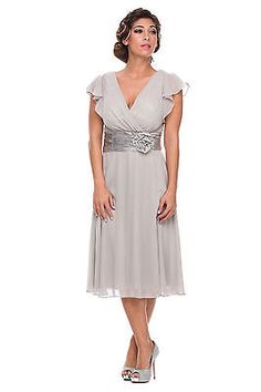 Stunning Short Plus Size Mother of The Bride Groom Special Event Formal Dress | eBay
