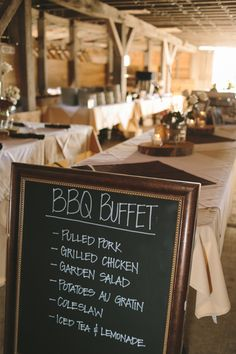 50 ideas wedding food bbq buffet pulled pork - 50 ideas wedding food bbq buffet pulled pork You are in the right place about disney wedding Here w - Wedding Buffet Menu, Bbq Buffet, Wedding Reception Food, Wedding Dinner, Wedding Catering, Food Buffet, Reception Ideas, Wedding Rehearsal, Reception Decorations