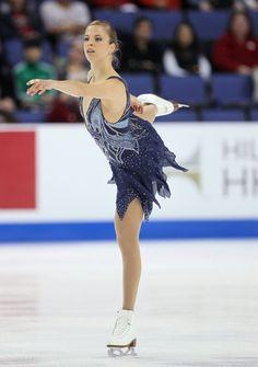 Carolina Kostner.