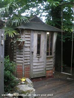 My Workshop is an entrant for Shed of the year 2015 via @unclewilco  #shedoftheyear