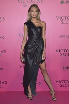 Romee Strijd | After party of the  Victoria's Secret Fashion Show 2016