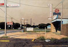 "Daniel Blagg, Franks , 1995, oil on canvas,40 x 60"""