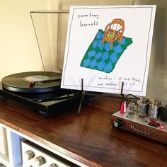 #CourtneyBarnett Sometimes I sit and think and sometimes I just sit. #nowspinning #vinyl #musicissacred I'm late to the Courtney Barnett party but I'm glad I finally made it. This album is  from start to finish! by geekingonmusic